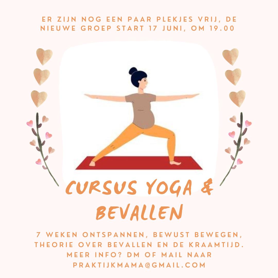Cursus Yoga & bevallen